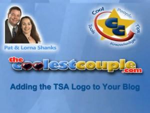 Adding TSA Logo